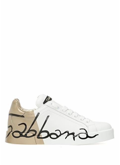 Dolce&Gabbana Lifestyle Ayakkabı Beyaz